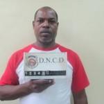 Detienen en Haina dominicano solicitado en extradición por Estados Unidos
