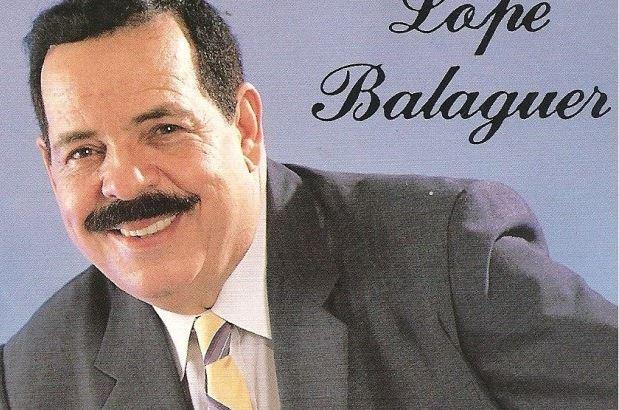 "Muere cantante Lope Balaguer ""El Cantantazo"""