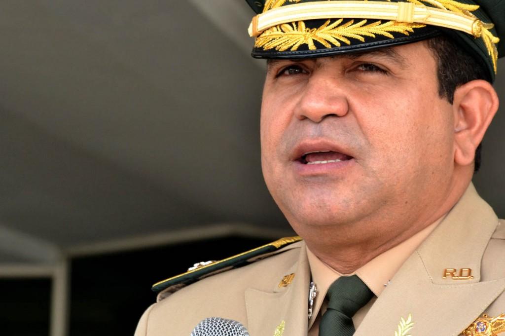 Traspaso de mando en el Ministerio de Defensa