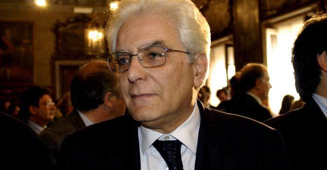 Sergio Mattarella electó nuevo presidente de la República italiana_CDN