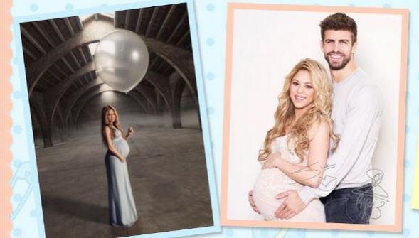 Shakira da a luz a su segundo hijo con futbolista Piqué en un hospital de España