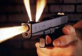 Pistola. : Los ataques a tiros contra ciudadanos son cada vez más frecuentes en distintos puntos del país.