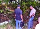Asesinato.: El cadáver fue lanzado a unos matorrales en las inmediaciones de la avenida Joaquín Balaguer.