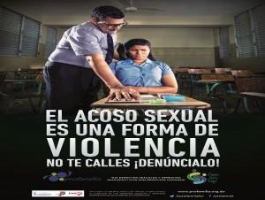 Imagen de la campaña de Profamilia.