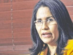 Maritza Hernández es egresada de la Facultad de Derecho de la UASD.