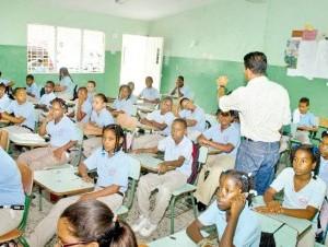 La educación sexual no se contempla en el sistema educación nacional.