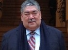 Miguel Mejía, secretario del MIU.