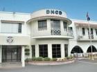 Sede de la Dirección Nacional de Control de Drogas (DNCD), en Santo Domingo.