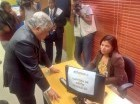 Miguel Vargas aporta datos biométricos.