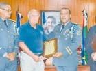 Los reconocimientos se hicieron en el Palacio de la Policía Nacional.