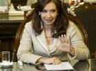 La presidenta de Argentina, Cristina Fernández (archivo).