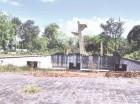 Los trabajos de remodelación de la piscina de La Vega se iniciaron en 2008 y luego fueron paralizados hasta la fecha.
