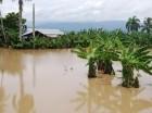 Inundaciones en el Cibao.