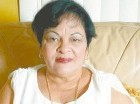 Aydeé Tejada es madre de 13 hijos.
