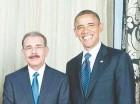 El mandatario de EE.UU. había recibido una solicitud de Danilo Medina.