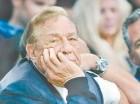 Donald Sterling fue despojado de la administración de la fortuna familiar.