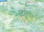 La carretera Cibao-Sur fomentará el desarrollo de dos regiones.