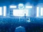 Miles de personas abarrotaron el Estadio Quisqueya para disfrutar de una versión mejorada de Barbarella.