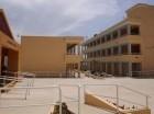 Escuela inaugurada en Santiago.