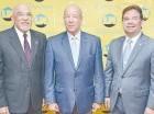 Francisco Melo Chalas, Freddy Reyes Pérez y Gustavo Zuluaga Alam.
