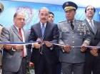 Presidente Danilo Medina inaugura el Centro de Inteligencia contra el Crimen Organizado de la PN.