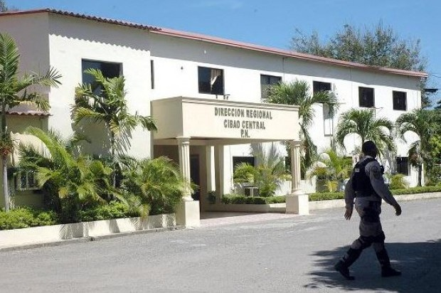 Fachada de la Dirección Regional Cibao Central.