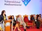 La vicepresidenta Margarita Cedeño presentó en el Palacio Nacional el Índice de Vulnerabilidad Ambiental.