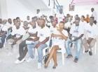 Haitianos indocumentados acudieron a las oficinas del PIDIH.
