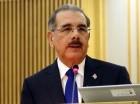 El presidente de la República Dominicana, Danilo Medina.