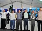 El Partido Revolucionario Moderno (PRM) juramentó ayer a Eligio Jáquez y a Claudio Caamaño, junto a otros 251 miembros del antiguo Comité Ejecutivo Nacional del Partido Revolucionario Dominicano, en un acto encabezado por Hipólito Mejía y Luis Abina