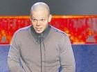 René Pérez (Calle13) agradece el premio.