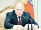 Vladimir Putin, presidente ruso.