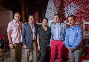 Coca-Cola enciende la Navidad con su tradicional árbol en la Plaza de España