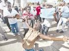 Las protestas no paran en Haití.