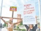 Las protestas contra el aborto se hicieron de diferentes formas.