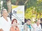 Elsa Sabino, residente de El Seibo.