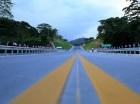 La carretera Bávaro-Uvero Alto-Miches, inaugurada ayer por el presidente Medina, tiene una extensión de 72 kilómetros y beneficiará directamente a 24 comunidades de la región.