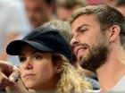 Shakira y el futbolista del Barcelona Gerard Piqué.