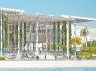 El PAMM fue financiado con fondos entregados por la ciudad de Miami y los aportes de contribuyentes privados, incluyendo la suma de US$ 35 millones, donados por Jorge Pérez.