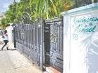 En este residencial fue donde se habría incautado la droga del caso Dican.