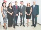 Liza Arzeno, Desirée Logroño, Abdel Hakim Boubazine, Rafael Pichardo, Rosario Veras y José Bejarán.