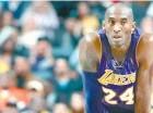 Kobe estará fuera otra vez.