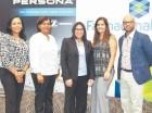 Penélope Gesualdo, Damaris Mendoza, Luz Velez, Zoraya Puello y Luis Ortiz.