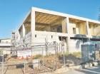 La segunda etapa del hospital lleva casi seis años en construcción.