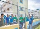 Los reclusos tienen derecho al deporte y la recreación.