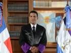 Francisco Ortega Polanco, juez de la Suprema Corte de Justicia (SCJ).