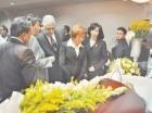 Vargas Maldonado expresa su pesar por la muerte de Ana María Acevedo.