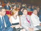 Rafael Vargas, Miguelina de Lantigua, José Rafael Lantigua y Juan Bolívar Díaz.
