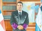 Francisco Ortega Polanco, juez de la Suprema Corte de Justicia.