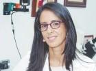 Maritza Mínguez, oftalmóloga.